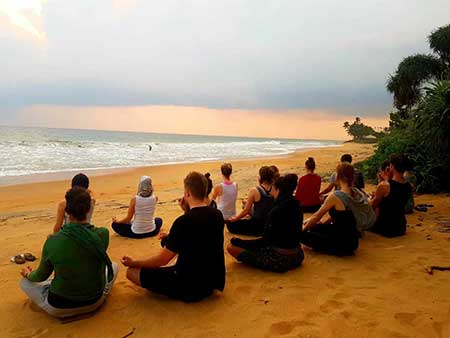 Surf & Yoga Sri Lanka