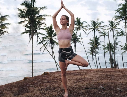 Yoga in-depth session with Laura Kivihao from Helsinki Finland
