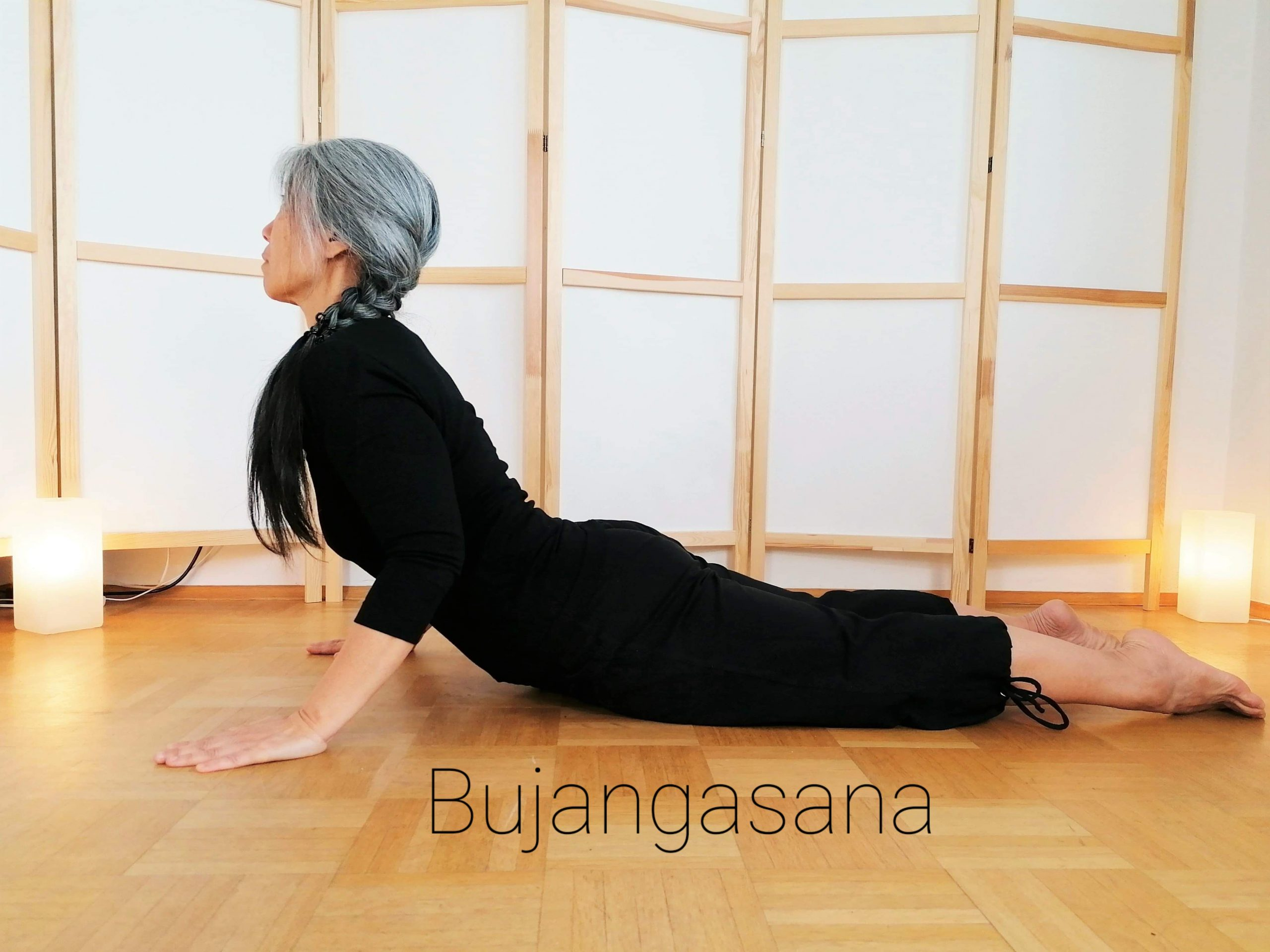 Spinal flexibility. Also ideal or piriformis/Sciatica nerve damage as it stretches and strengthens the nerves affected.